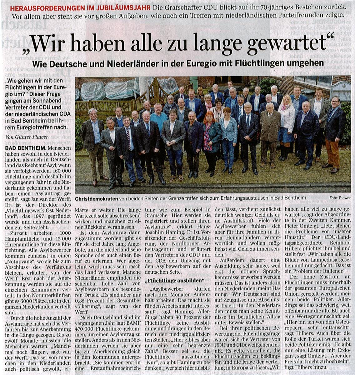 CDA CDU vom  5.3